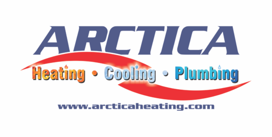 arctica Logo Design, website design
