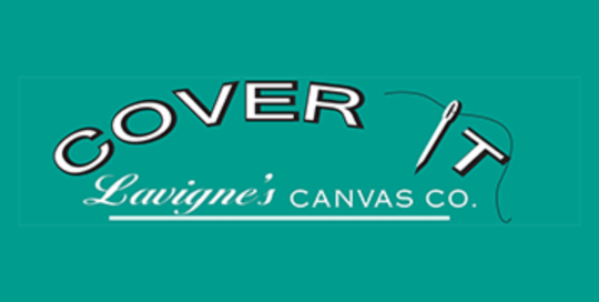 lavignes canvas Logo Design