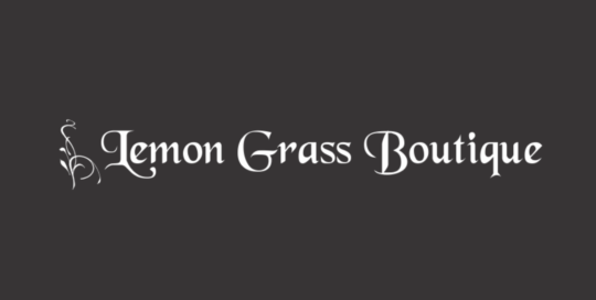 Lemongrass Boutique Logo Design